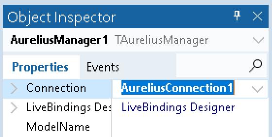 TAureliusManager inspector